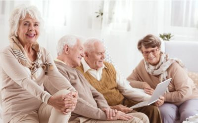 Providing Care for Residents at Senior Living Facilities